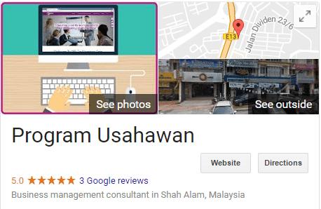 Pejabat-Perunding Usahawan Malaysia