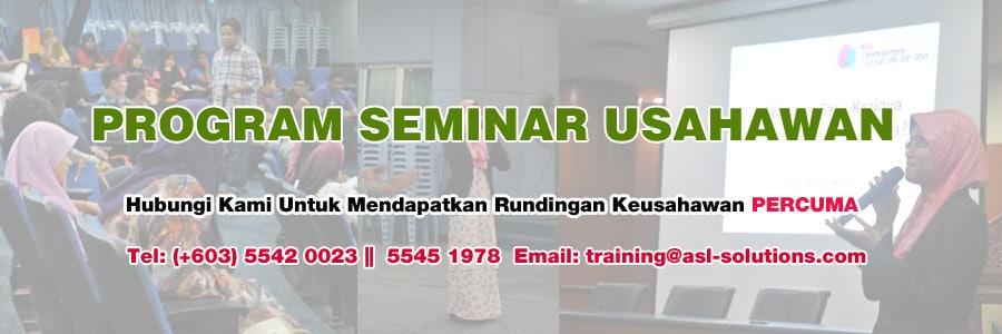 Program Seminar Usahawan - programusahawan.com