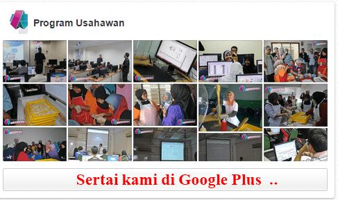 Google Plus ProgramUsahawan.com