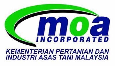 Kementerian Pertanian dan industri asas tani Malaysia-ProgramUsahawan.com