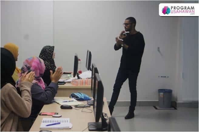 Kursus Pemasaran Online -Programusahawan