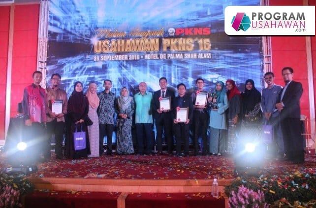 Majlis Anugerah Usahawan PKNS