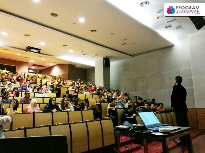 Seminar Successful Entrepreneur-Programusahawan