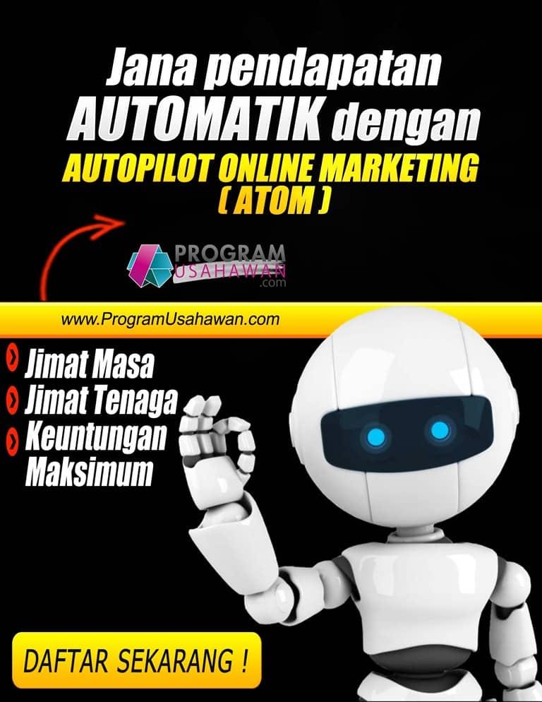 Bengkel Pemasaran Online -Automasi Perniagaan