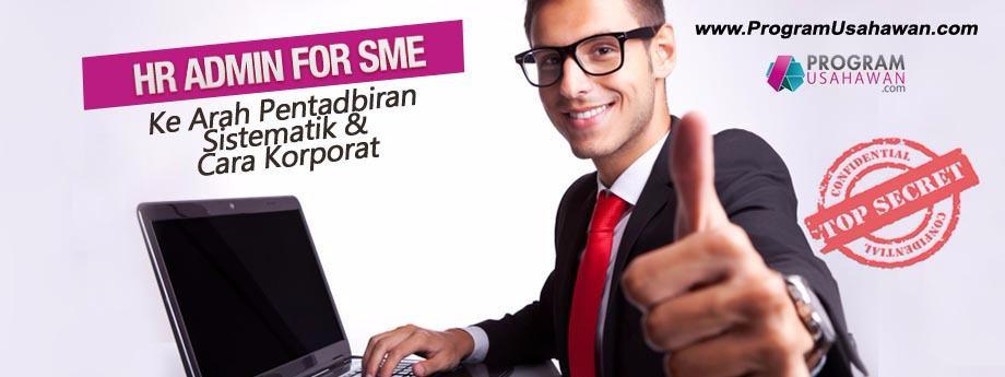 Kursus Hr Admin untuk SME