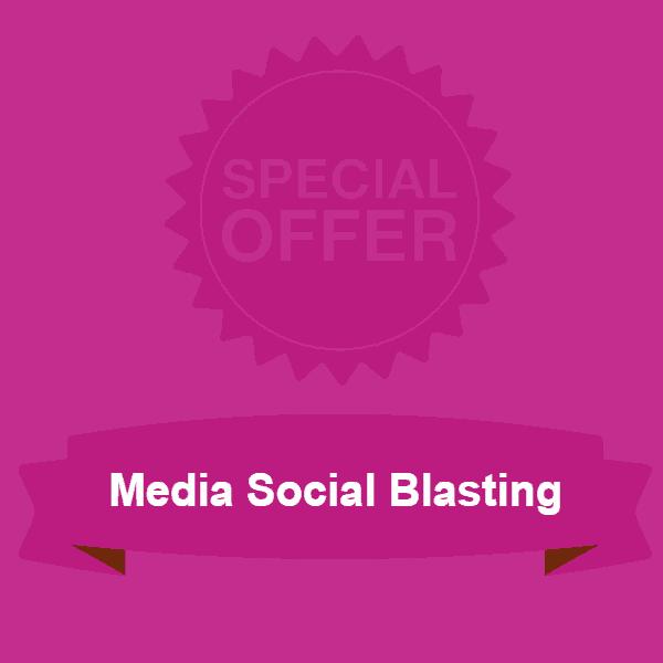 Media Social Blasting
