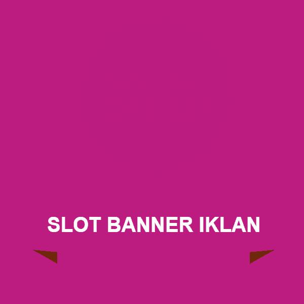 Slot Banner Iklan