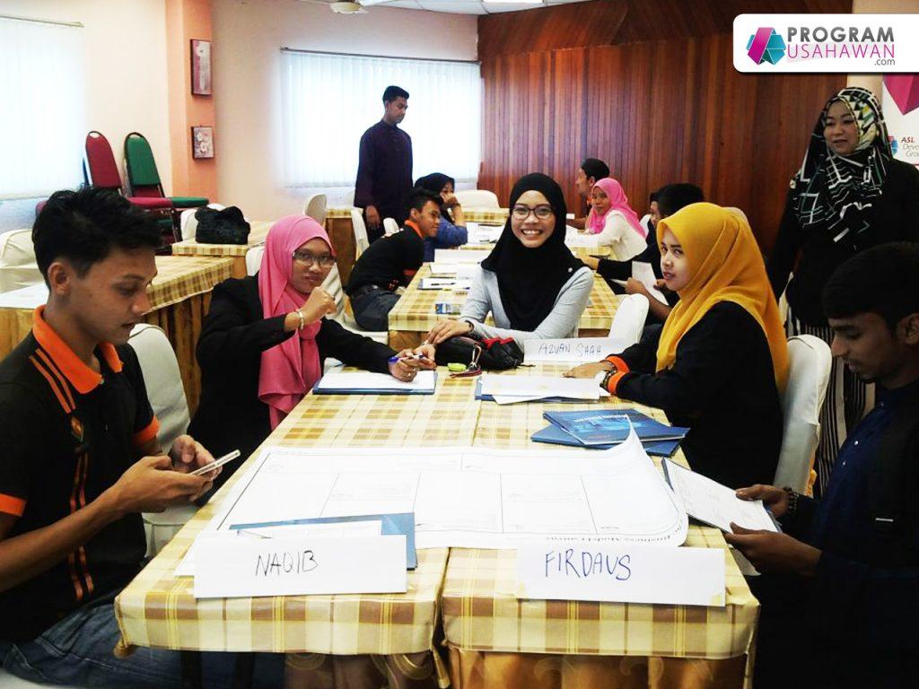 Kursus Business Model Canvas Malaysia