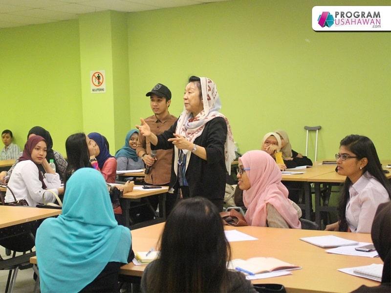 Program Jaringan usahawan Malaysia