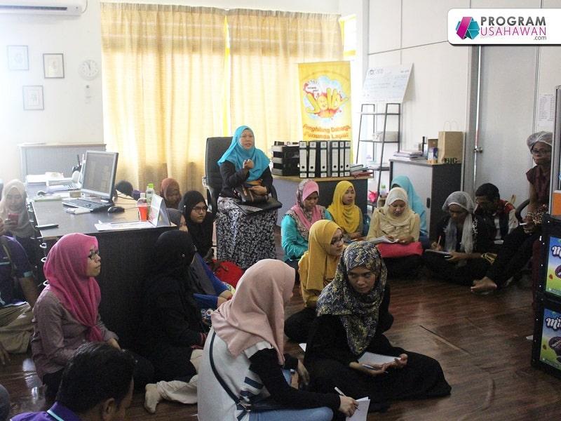 Program Kreativiti dan Inovasi Perniagaan UKM