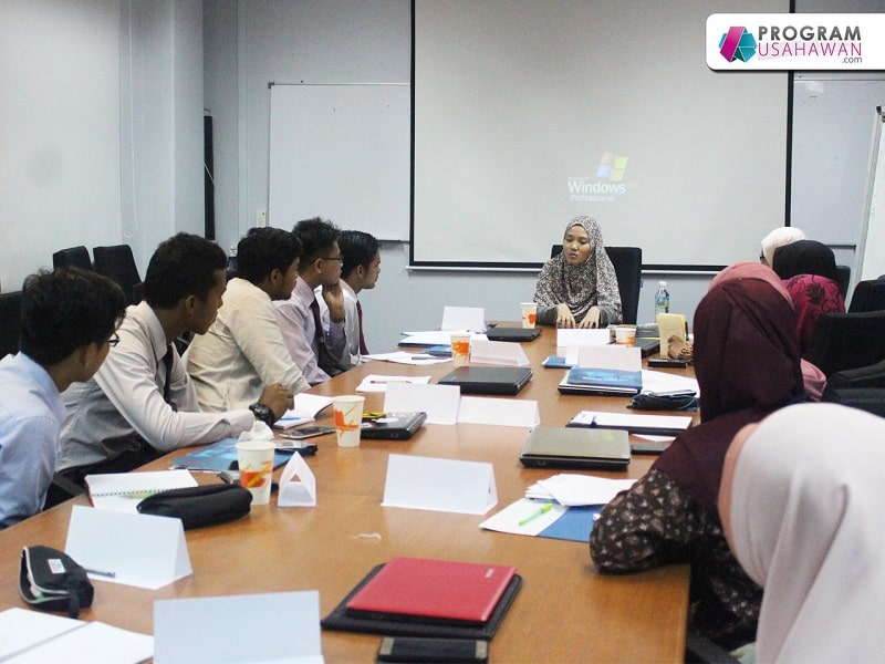 Rina Salleh -Usahawan SMART- ProgramUsahawan