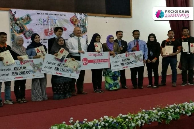 Usahawan SMART Excellent Award -Program Usahawan