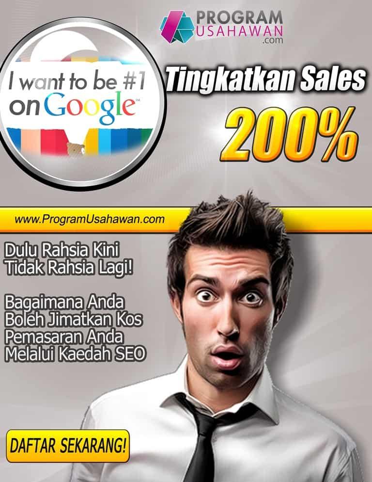 Kursus Pemasaran Online SEO